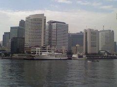 竹芝桟橋到着!
