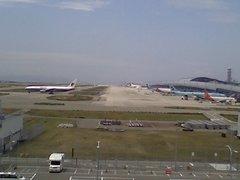 関西国際空港!!!