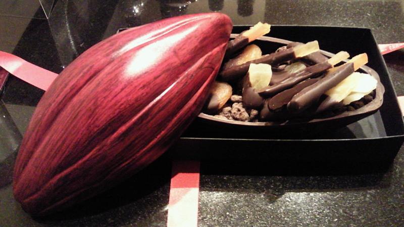チョコレート!