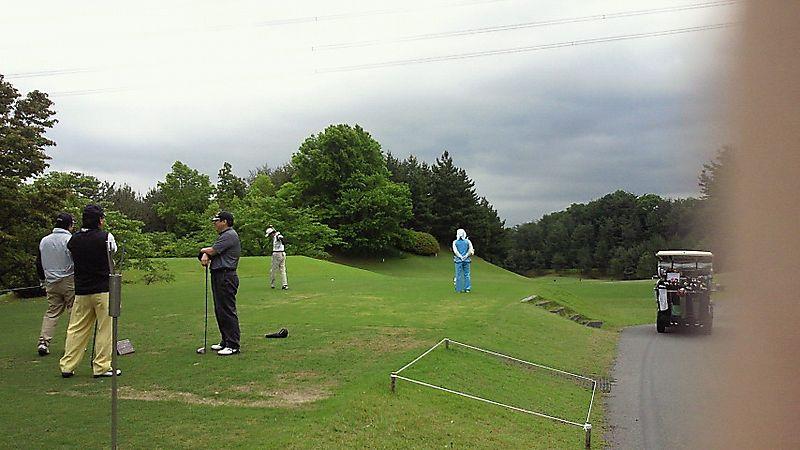 ゴルフコンペ!!!