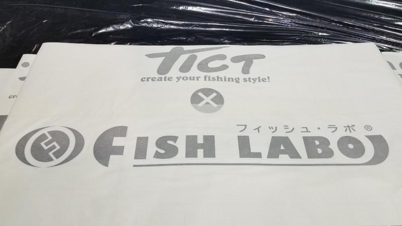 TICT×FISH LABO