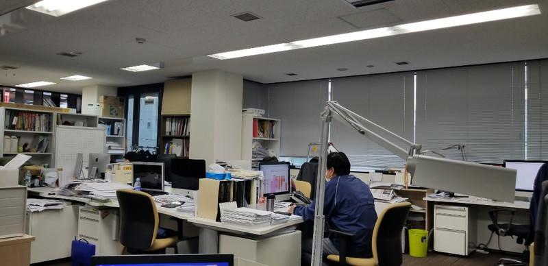 大阪事務所!